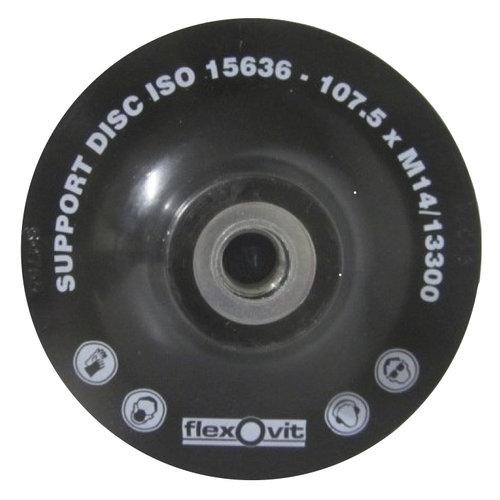 Saint gobain Onderlegschijf 115 mm met moer M14, art.2656