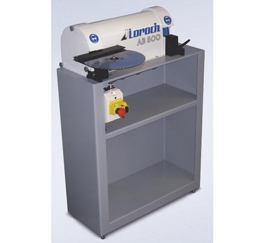 Loroch AB500 Ontbraam machine