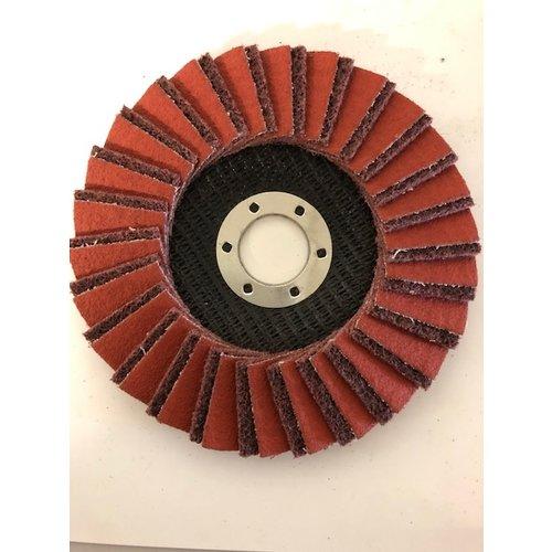 RCD Lamellenschijf 125mm MEDIUM p.st. (momenteel 9x voorradig)