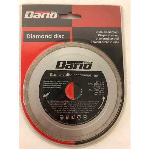 Diamantdoorslijpschijf p.st. (momenteel 6 x voorradig)