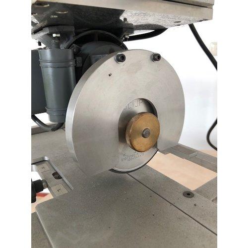 Lichtgewicht ronding schaatsenslijpmachine Portable Diamantdoorslijpschijf p.st. (momenteel 6 x voorradig)  - Copy