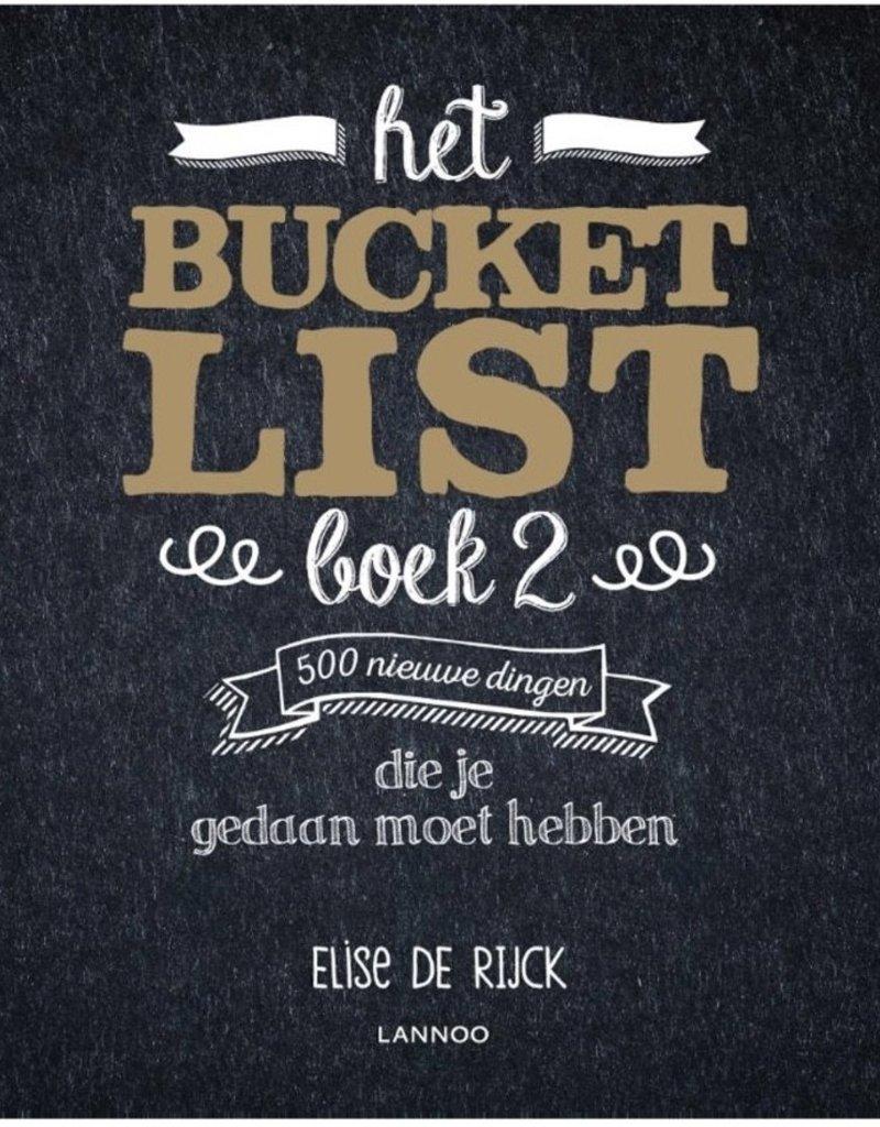 Bucketlist - Boek 2