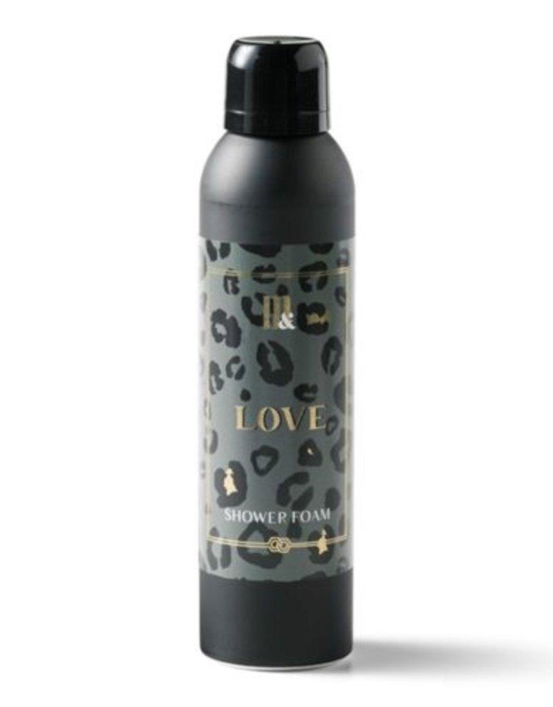 M&M Shower Foam - Crazy Leopard