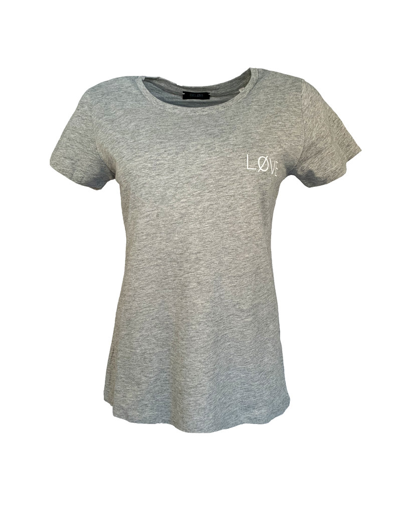Shirt Løve - Grijs