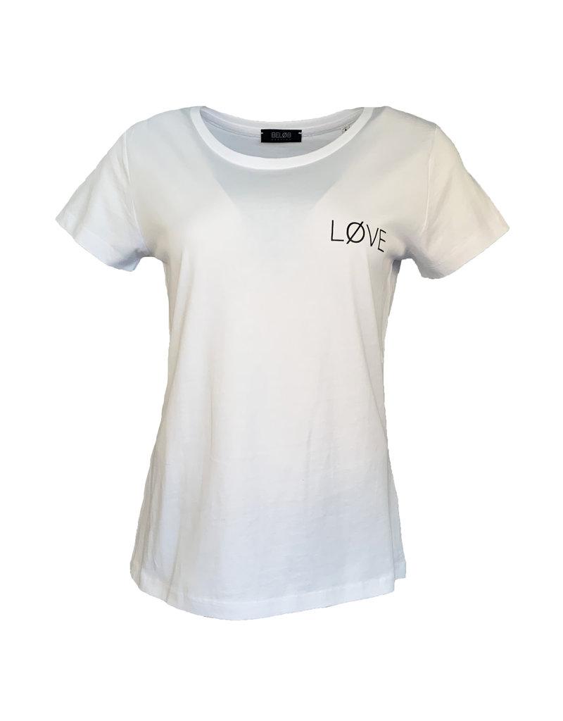 Shirt Løve - Wit