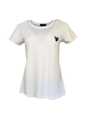 Shirt Heart - Wit