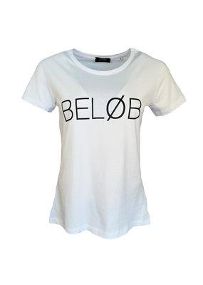 Shirt Beløb - Wit