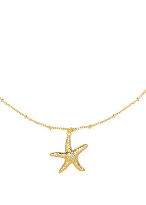 Starfish Wish Ketting - GK11