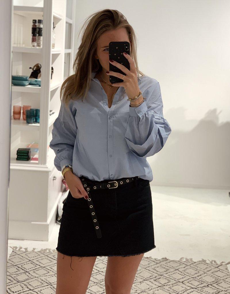 Rok Jeans - Zwart