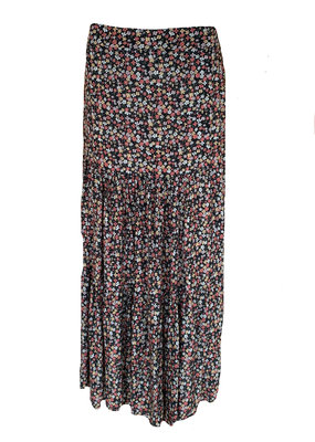 Skirt Millfleur print - Multi color