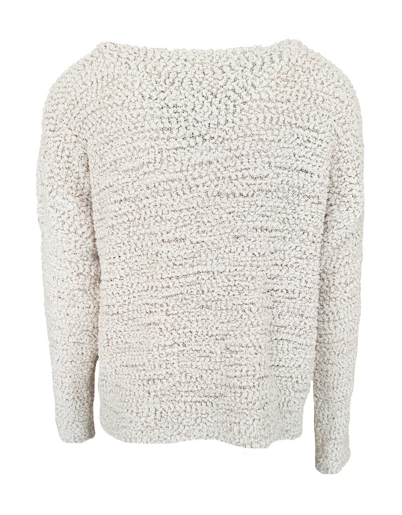 Cropped Pullover Champagne Belob stories