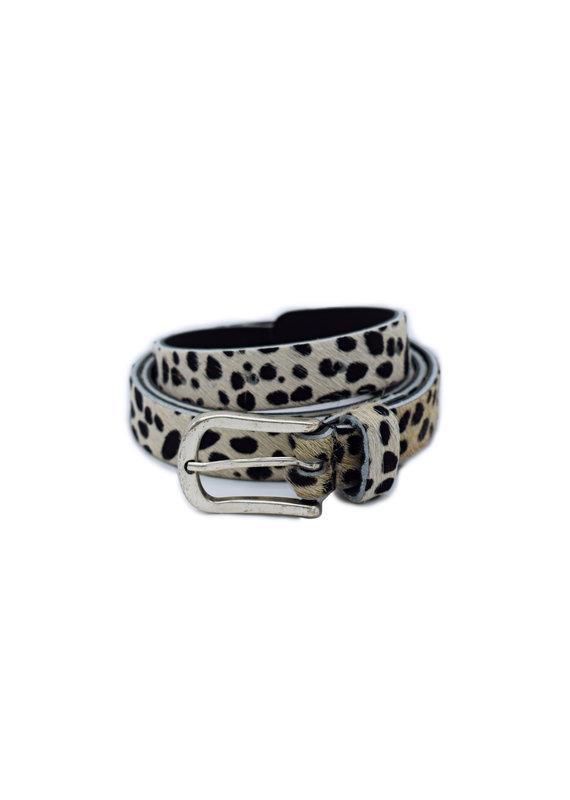 N° FIVE Riem - White Cheetah