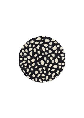 Onderzetters - Black Cheetah