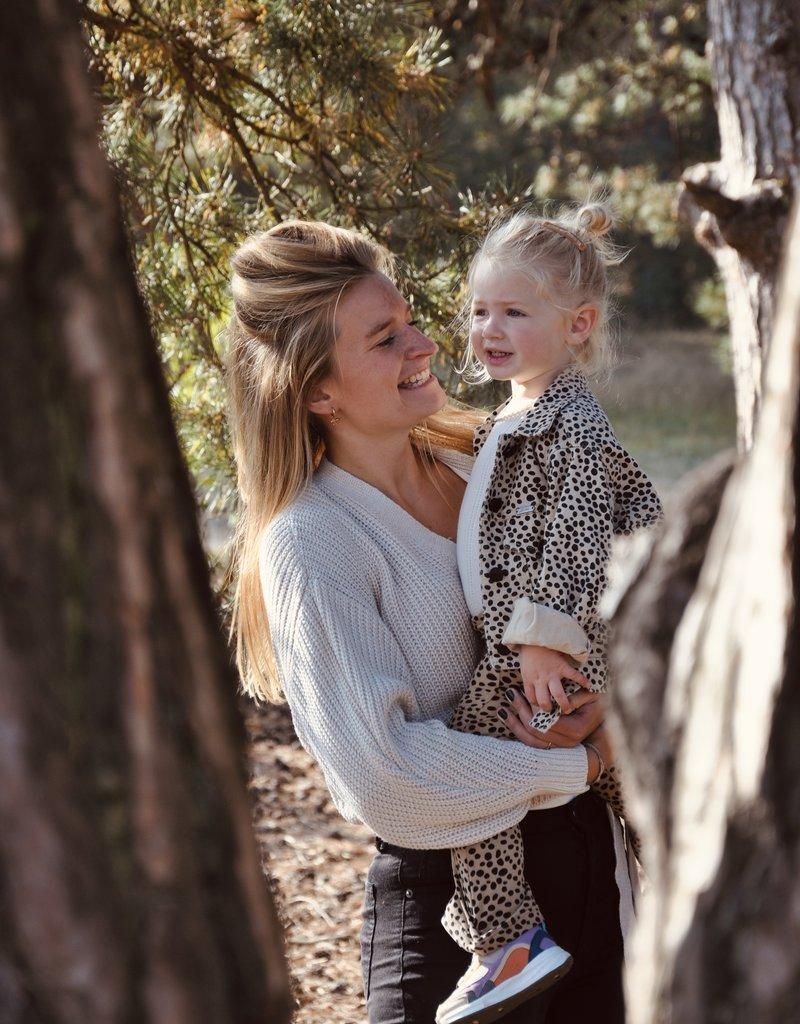 KIDS Jasje Cheetah - Beige
