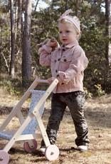 KIDS Blouse Rib - Roze