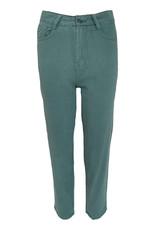 Mom jeans - Groen