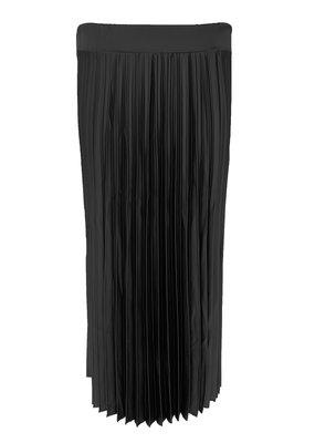 Rok Plisse - Zwart