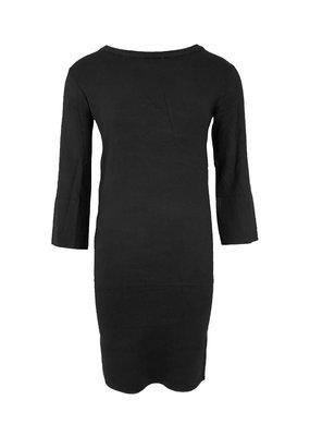Italy Dress - Zwart