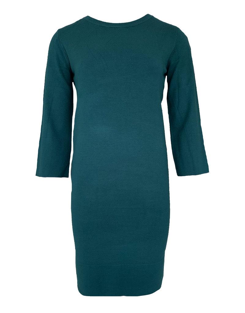 Italy Dress - Groen