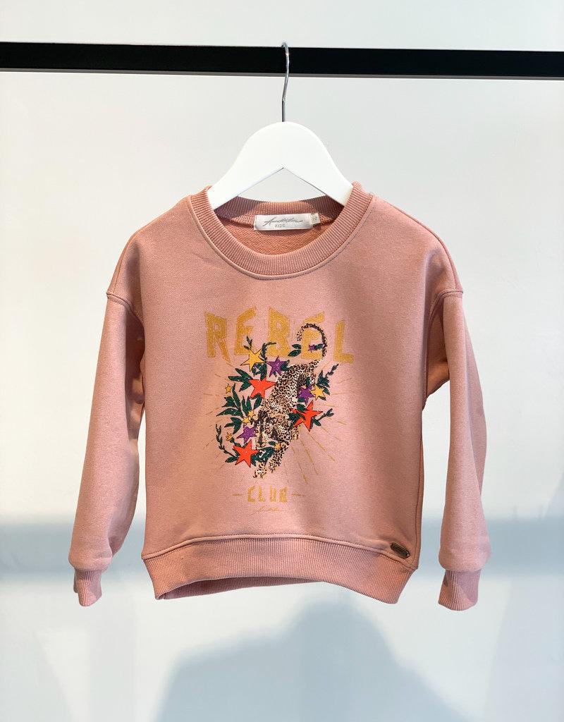 KIDS Rebel Sweater - Roze