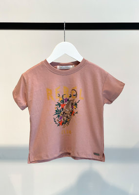 KIDS Rebel Shirt - Roze