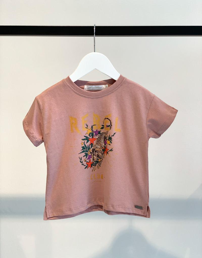 KIDS Rebel Shirt - Roze