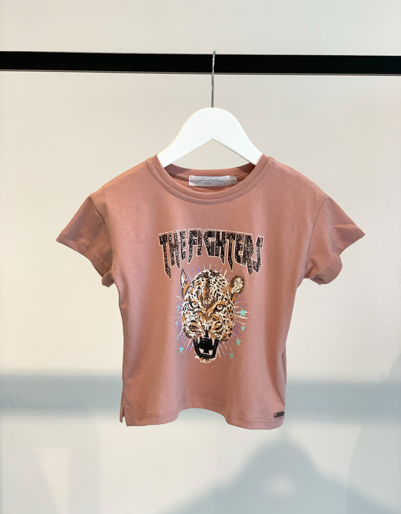 KIDS Cheeath Shirt - Roze