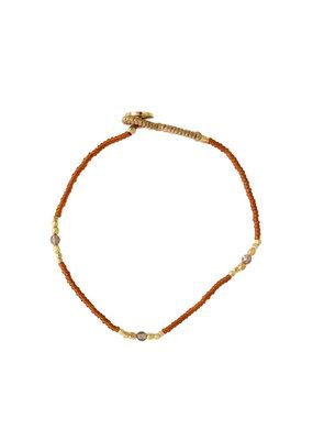 IBU JEWELS Lulu 3 Stone - RU08