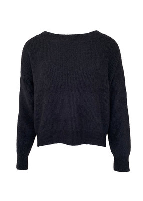 Lovely Sweater - Zwart