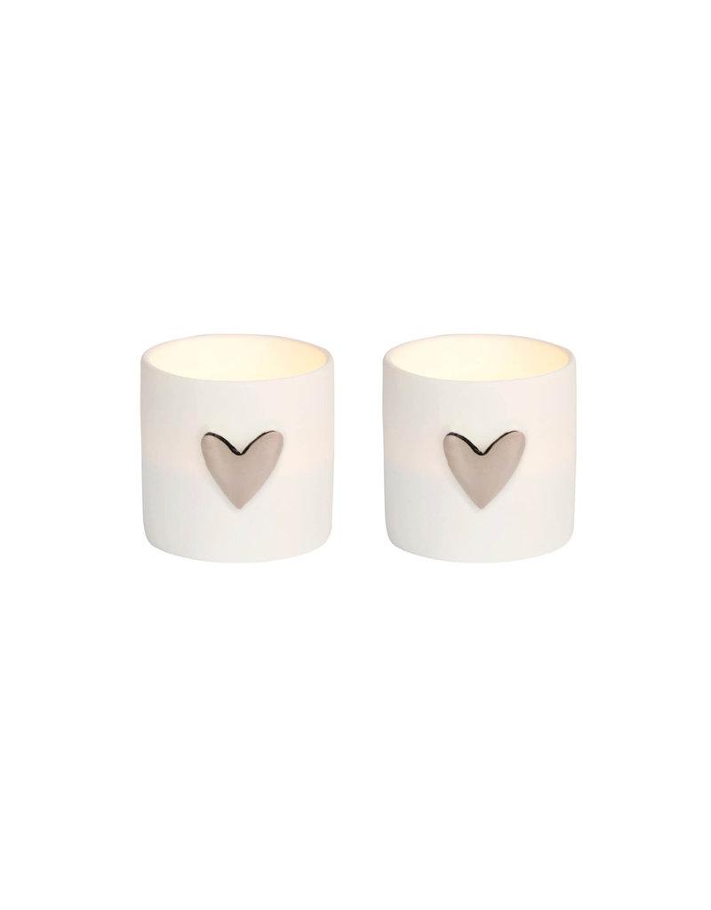Love Lights Zilver - Set v2