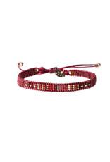 Bracelet Lara - Rood