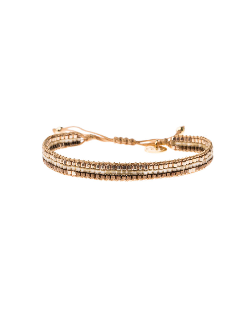 Bracelet Nora - Brons