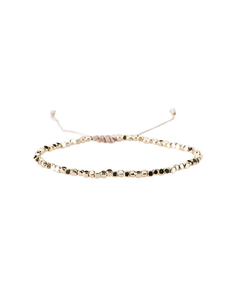 Bracelet Yara - Goud