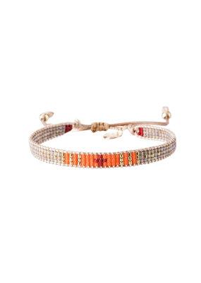 Bracelet Lara - Silk