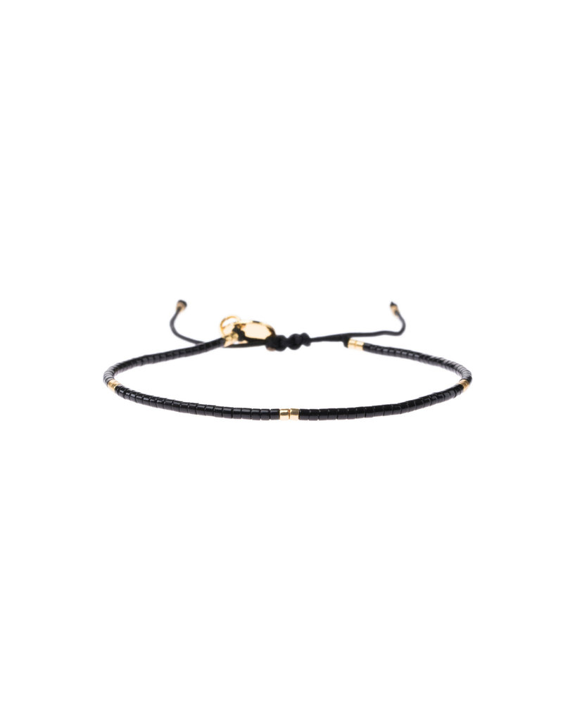 Bracelet Fem - Zwart