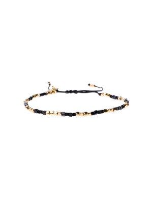 Bracelet Yara - Zwart