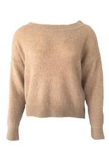 Lovely Sweater - Camel