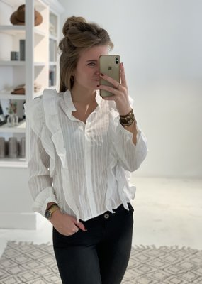 Blouse Roesel - Wit