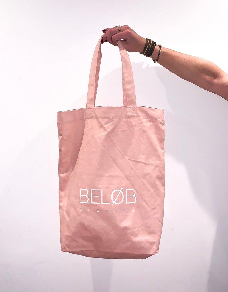 Beløb Shopper - Roze