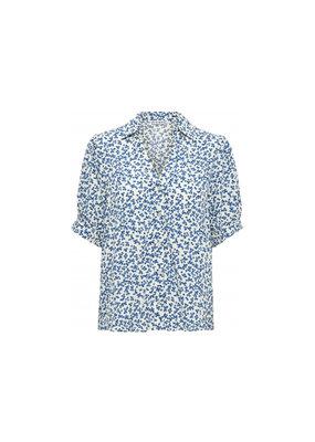Desires Darlee Shirt - Kobalt