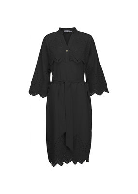 Desires Dahlia Dress - Zwart
