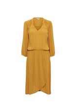 Desires Debbi Dress - Geel