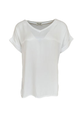 Transfer Short Sleeve Tee - Wit