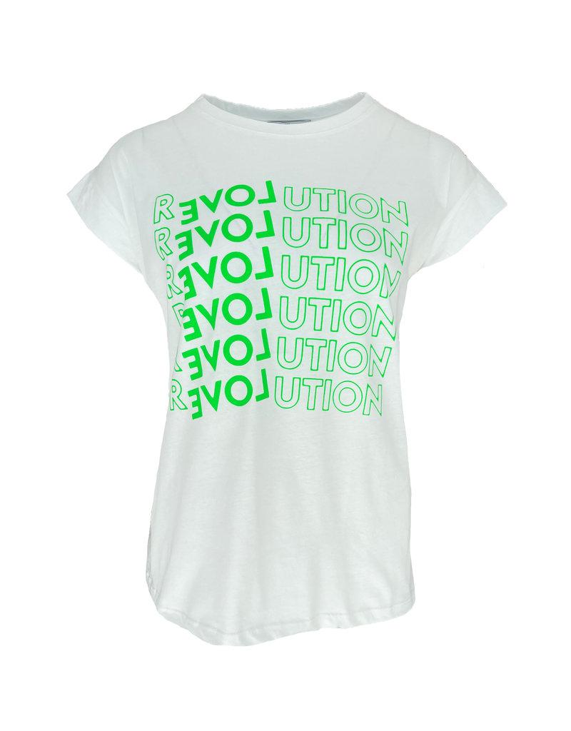 Shirt Revolution - Groen