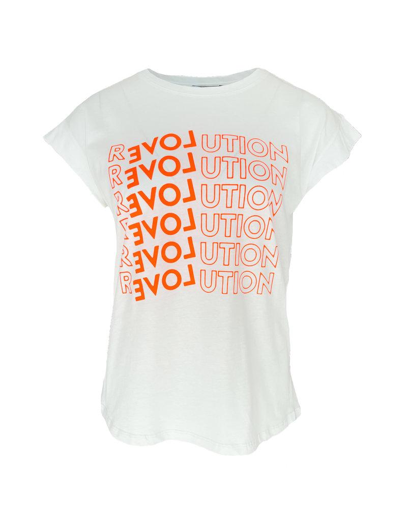 Shirt Revolution - Oranje