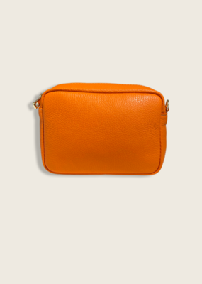 FIQUE THE LABEL LOT BAG - Oranje
