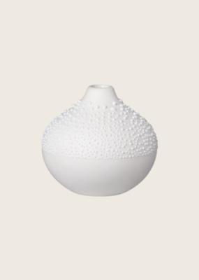Porcelain Vaasje S - Wit