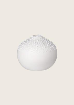 Porcelain Vaasje XS - Wit