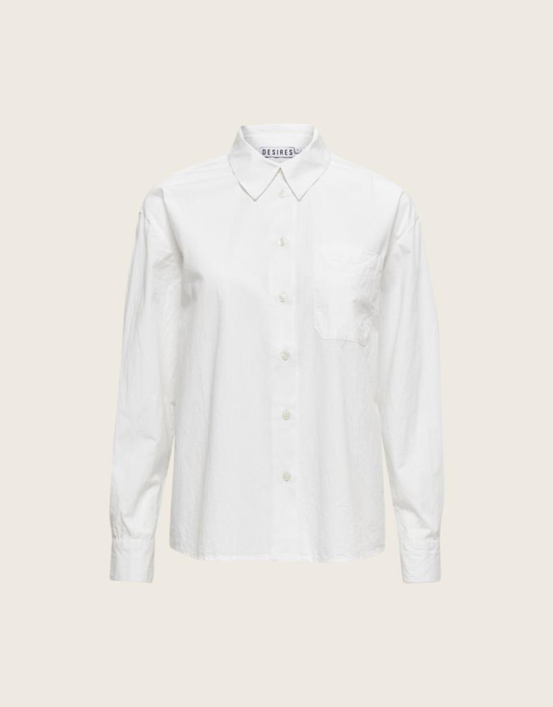 Desires Erianna Shirt - Wit