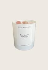 Scent With Love Rose Quartz // Romantic Rose - Wit